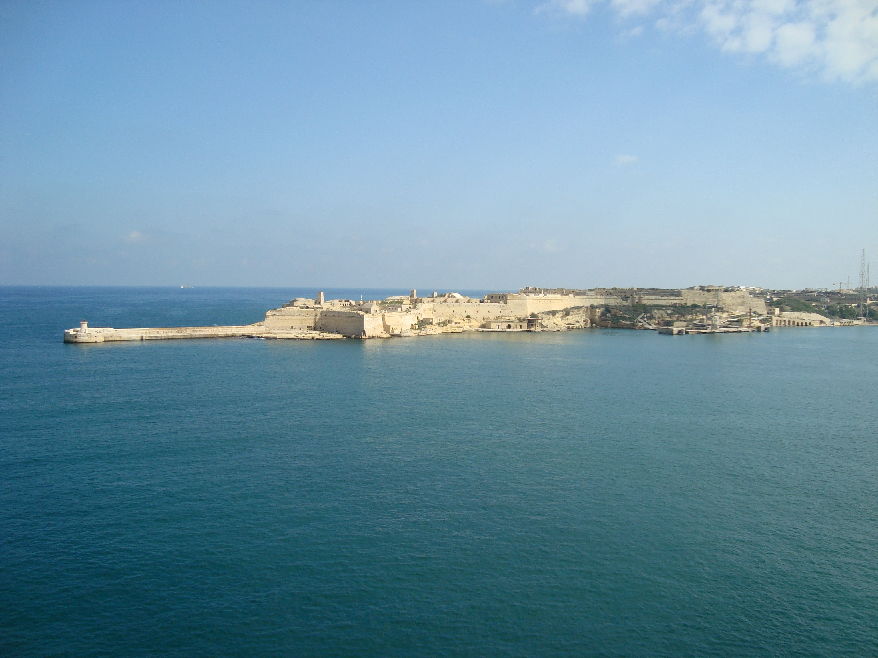 Bay of La Valletta