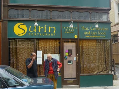 Surin Thai Restaurant